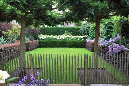 Landelijke tuin - tips voor ontwerp en beplanting