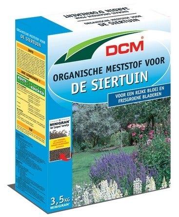 DCM Siertuin meststof - 3,5 kg