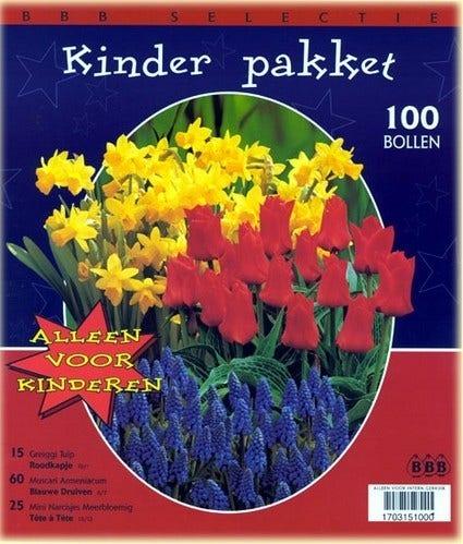 BBB Selectie 'Kinderpakket' - per 100