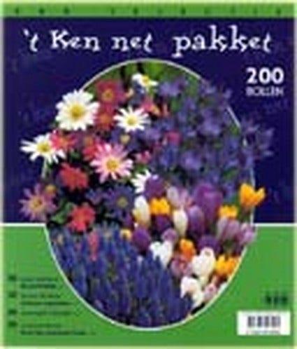 BBB Selectie' 't Ken net' pakket - per 200. Kleur: meerkleurig