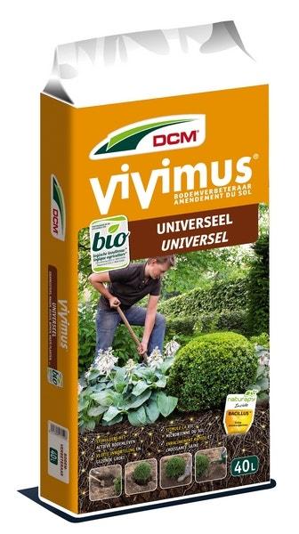 Bodemverbeterend middel voor sierheesters (Vivimus oranje)