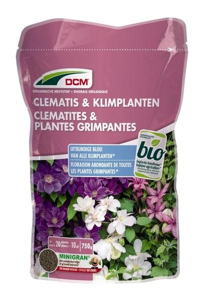 DCM Meststof Clematis & Klimplanten-Overig-1,5 kg