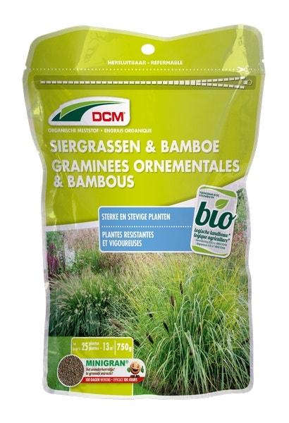 DCM Meststof Siergrassen & Bamboe-Overig-750 gram