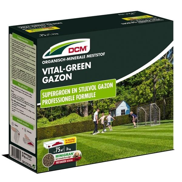 DCM Meststof Vital-Green Gazon-Overig-3 kg