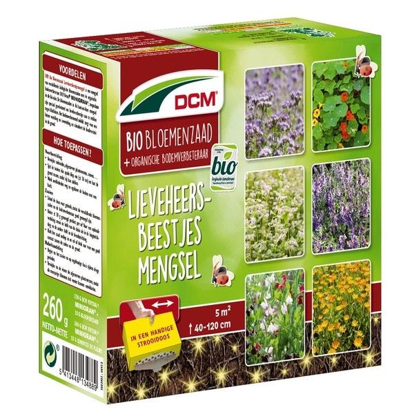 DCM Bloemenmengsel Lieveheersbeestjes Bio-Overig-260 gram