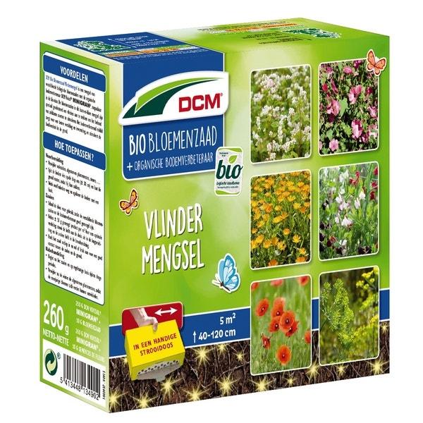 DCM Bloemenmengsel Vlinder bio-Overig-260 gram
