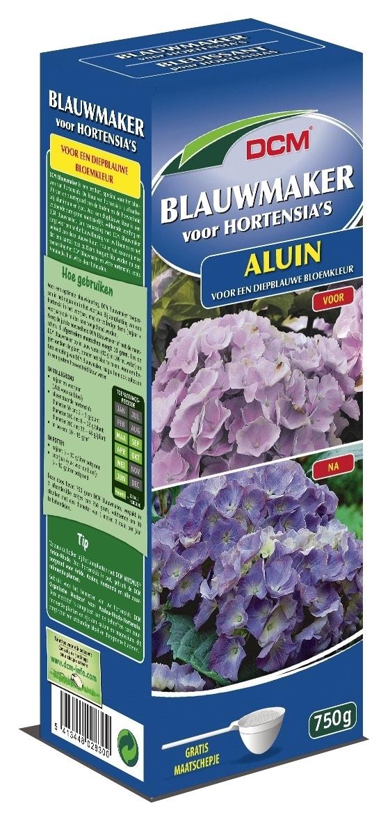 DCM Blauwmaker Hortensia's - Aluin-Overig-750 gram
