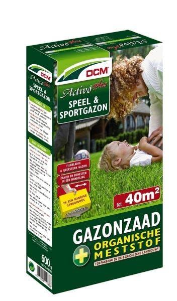 DCM Graszaad Activo® Plus