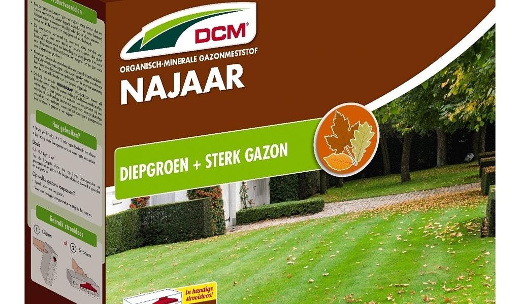 DCM Gazonmeststof Najaar-Overig-3 kg