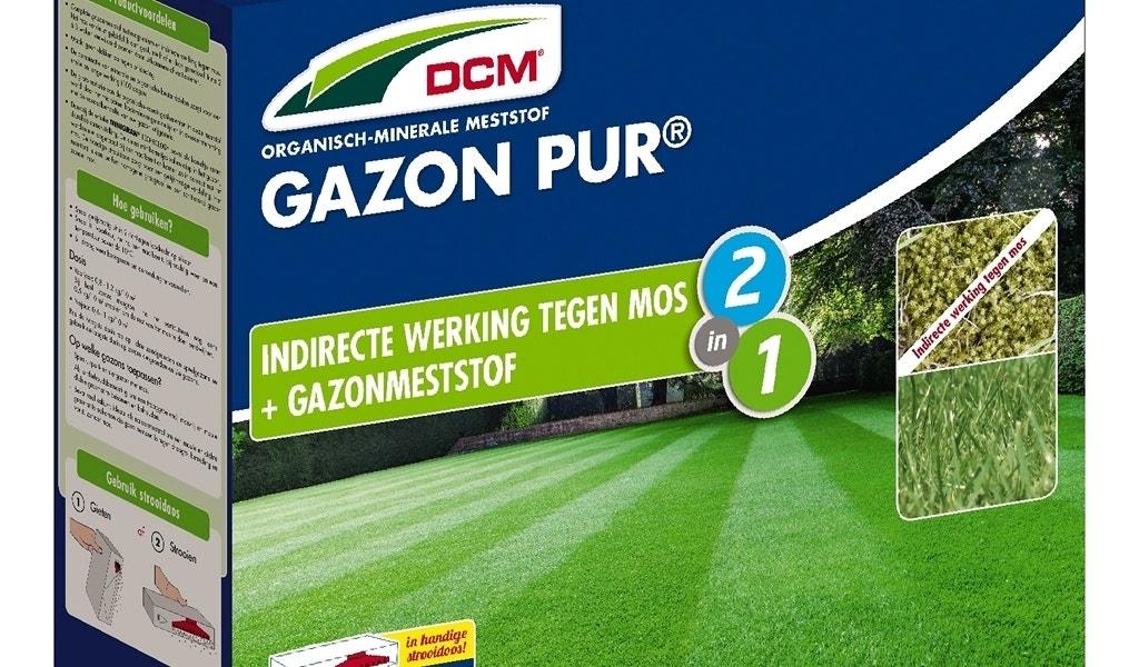 DCM Meststof Gazon Pur®-Overig-3 kg