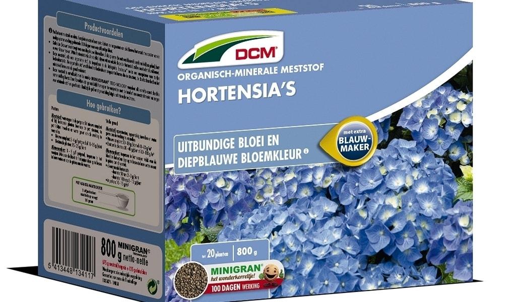 DCM Meststof Hortensia's-Overig-800 gram