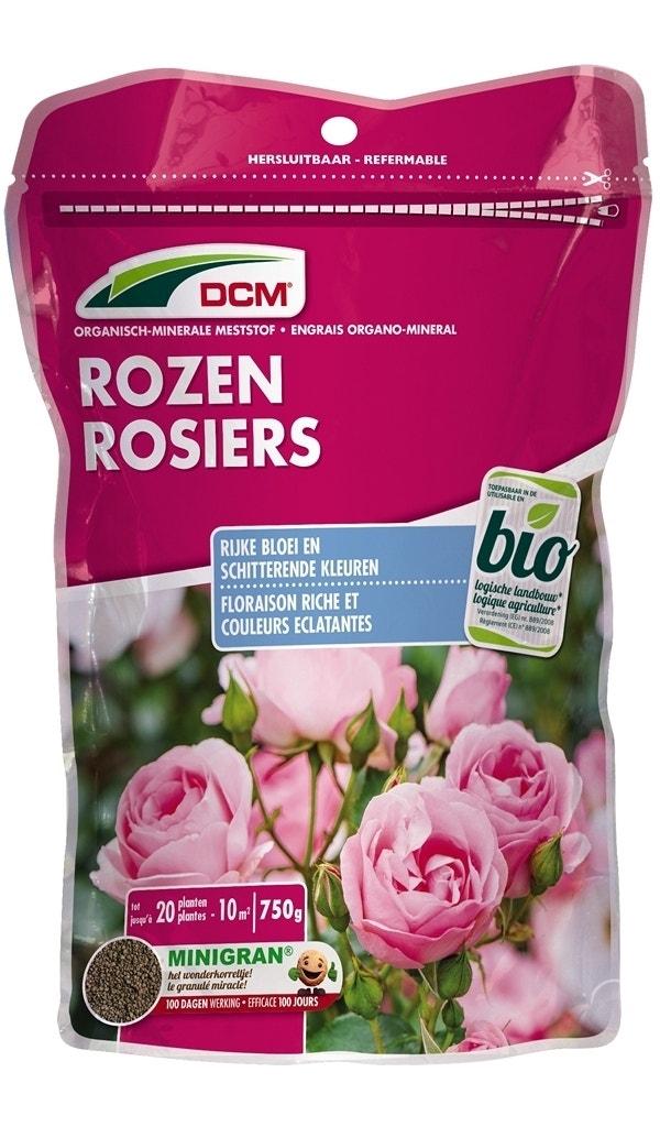DCM Meststof Rozen & Bloemen-Overig-750 gram