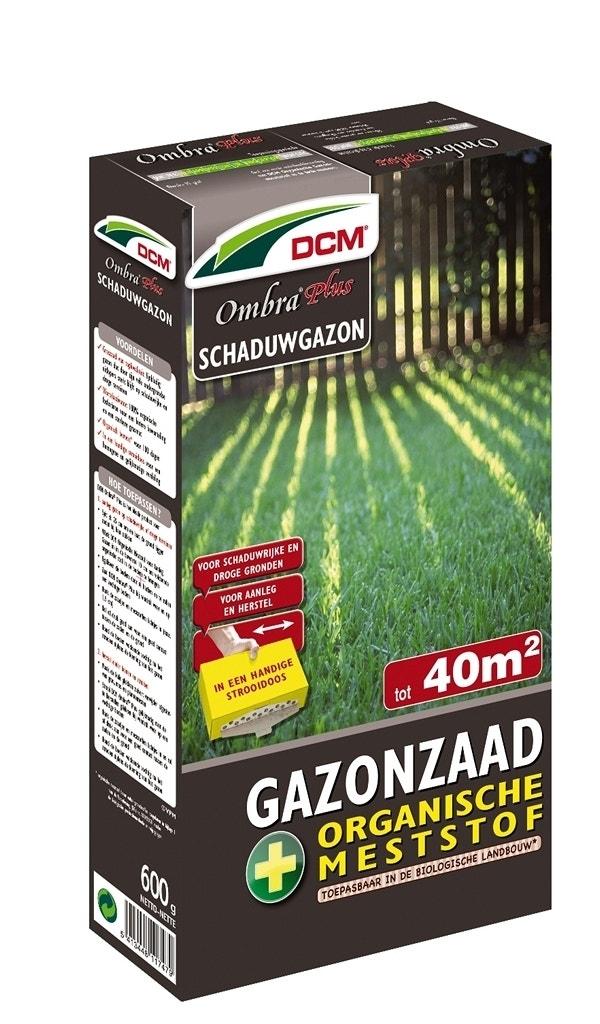 DCM Graszaad Ombra® Plus-Overig-600 gram